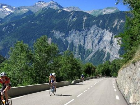 Cung đường L'Alpe d'Huez, Pháp