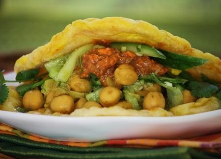 Bánh doubles (Cộng hòaTrinidad và Tobago)