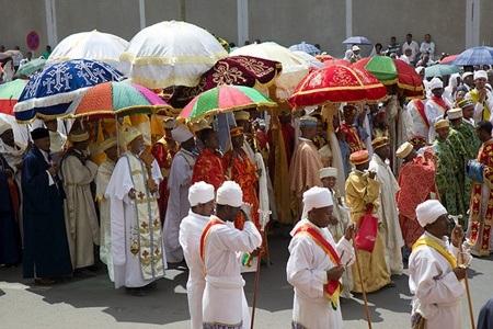 Timkat là ngày lễ quan trọng của Ethiopia