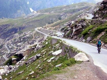 Cung đường từ Manali tới Leh, Ấn Độ