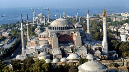Istanbul - thủ đô Thổ Nhĩ Kỳ