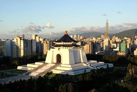 Đài Bắc: Thành phố của những cảnh quan bậc nhất châu Á