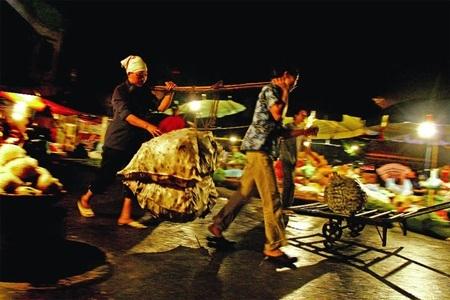 Chợ Long Biên Hà Nội
