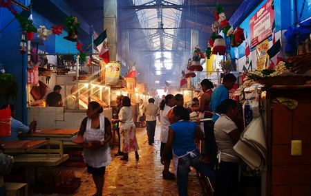 Chợ Mercado de Noviembre 20 Oaxaca, Mexico
