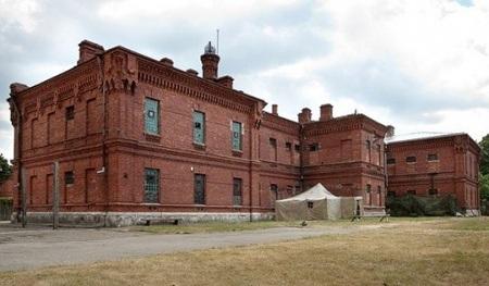 Khách sạn nhà tù ở Latvia