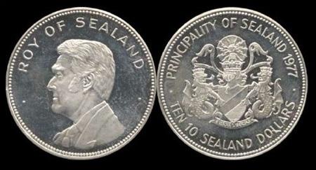 Sealand cũng có tiền tệ riêng
