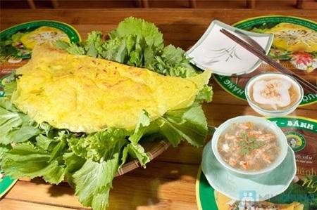 Bánh xèo Mười Xiềm góp phần đưa ẩm thực Việt ra nước ngoài
