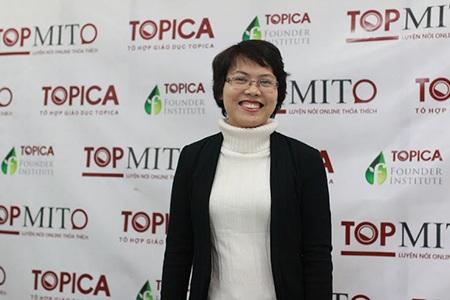 Bí quyết nói tiếng Anh như tiếng mẹ đẻ của CEO Việt