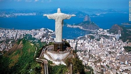 Những bức tượng tôn giáo nổi tiếng nhất thế giới