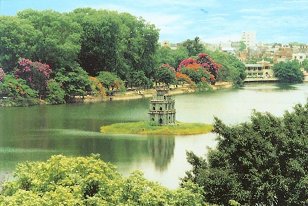 Hà Nội - một trong những điểm đến hấp dẫn nhất Châu Á 2014