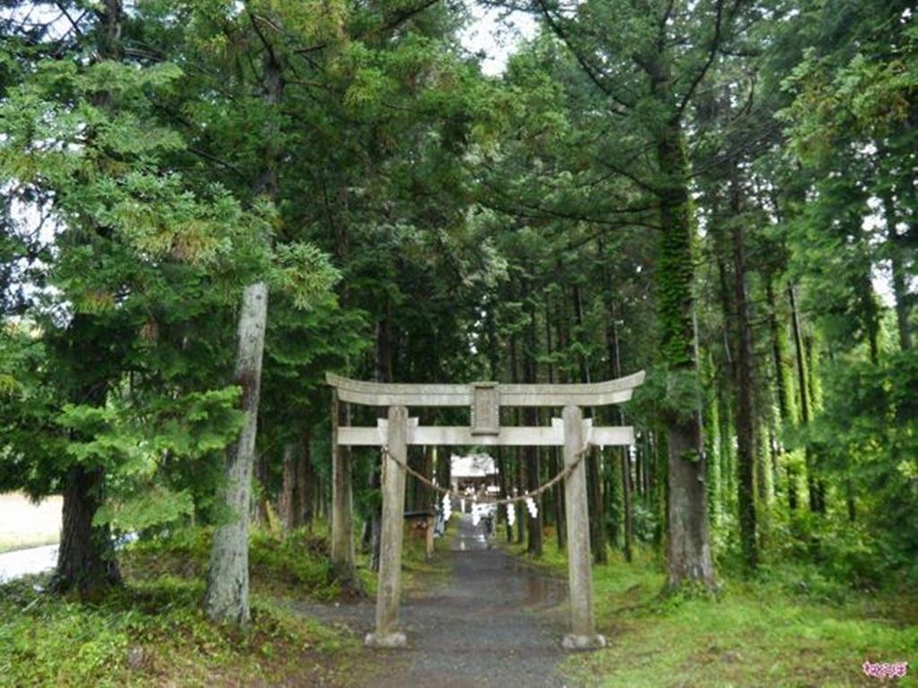 Lối vào đền Kunigami