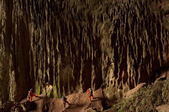 Sơn Đoòng, hang động tự nhiên lớn nhất thế giới. (Nguồn: Geographic)