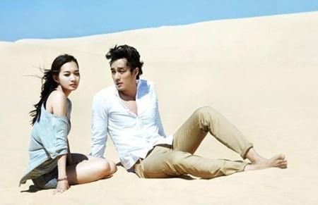 Nữ diễn viên Bạn gái tôi là hồ ly - Shin Min Ah và nam tài t