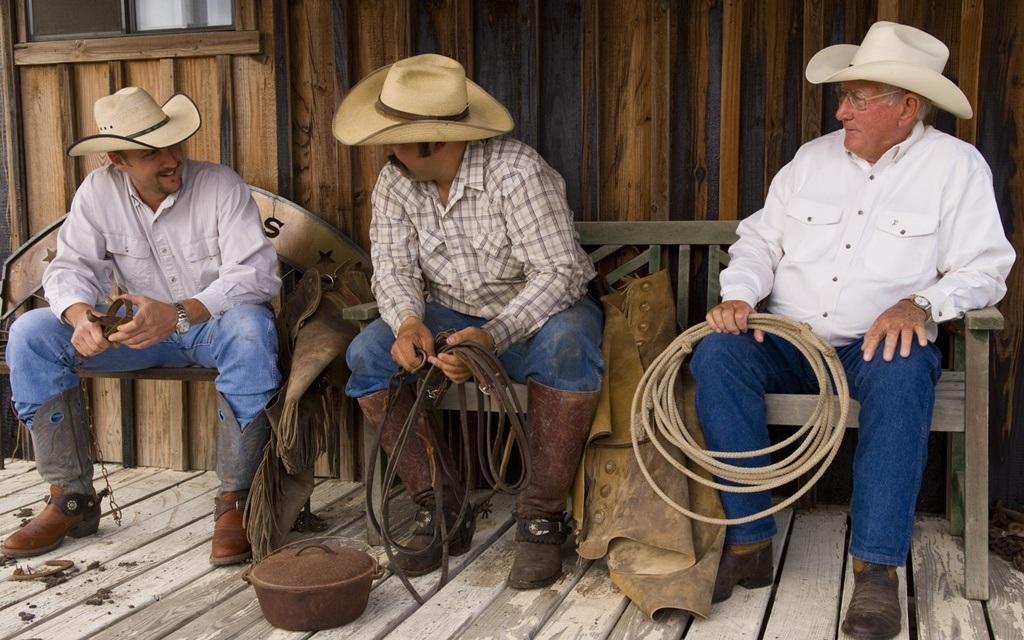 Mũ cao bồi ở Texas Mỹ