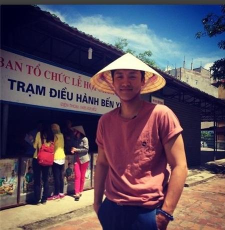 Việt Nam là điểm đến yêu thích của nhiều sao quốc tế