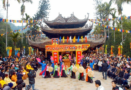 Nét văn hóa đặc sắc chùa Hương