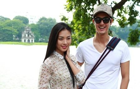 Giây phút giản dị của sao nam Hàn Quốc Oh Sang Jin.