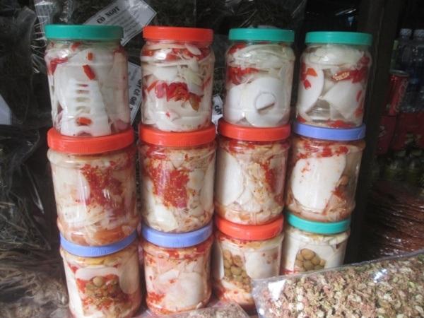 6 món ăn dân dã khó quên ở Tam Đảo