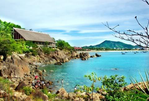 Nghỉ dưỡng ở những khu resort đẳng cấp ở Nha Trang