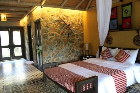 """Những phòng khách sạn như thế này đang là """"mơ ước"""" của nhiều gia đình dịp 30.4 này."""