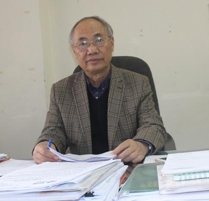 Ông Vũ Thế Bình, Phó Chủ tịch Hiệp hội Du lịch Việt Nam, Trưởng ban tổ chức VITM 2015.