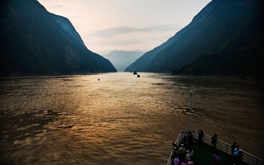 4. Sông Rhine, châu Âu