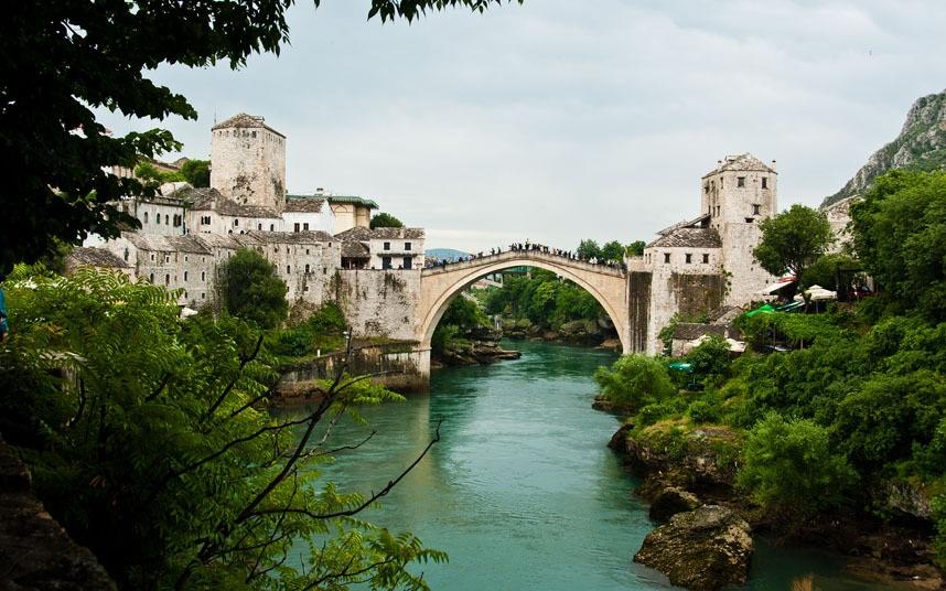 9. Sông Danube, châu Âu