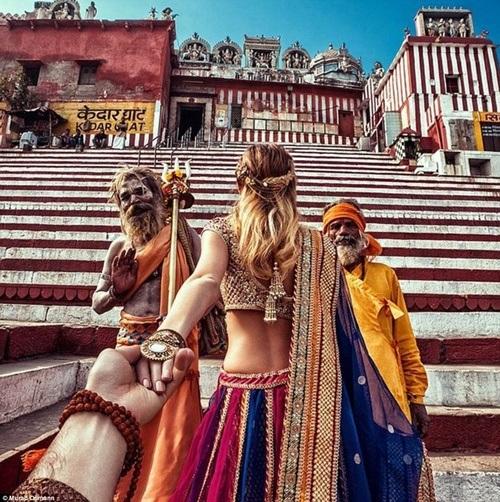 Thành phố Varanasi.