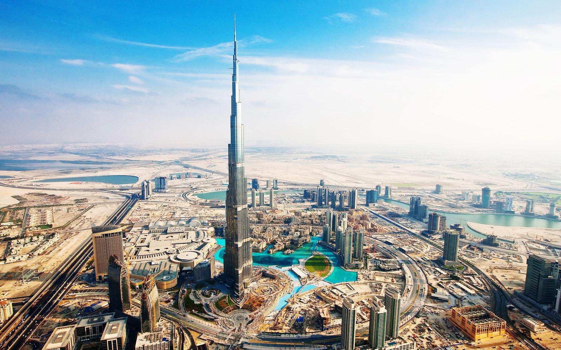 Và những toà nhà cao nhất thế giới .