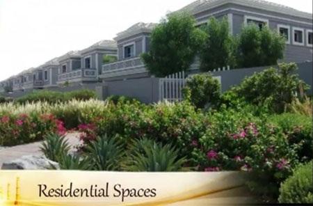 Dự án Taj Arabia còn có một khách sạn 5 sao để phục vụ nghỉ ngơi cho khách tới dự đám cưới.