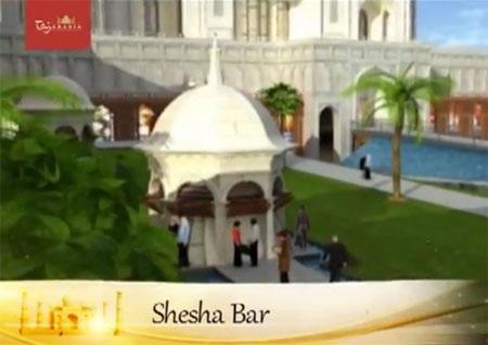 Taj Arabia đang được chủ đầu tư quảng bá sẽ trở thành một địa điểm tổ chức đám cưới sang trọng.
