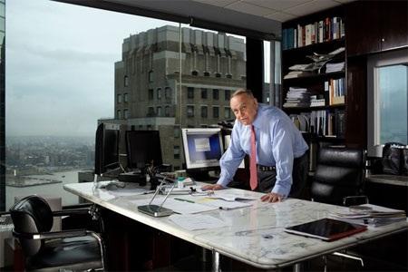 Nhà quản lý quỹ: Leon Cooperman (ảnh)