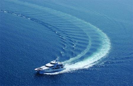 Du thuyền Allegria hiện đang được rao bán với giá 29,98 triệu USD thông qua công ty Moran Yachts.