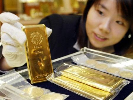 Mức dự trữ vàng: 765,2 tấn