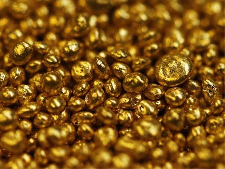 Mức dự trữ vàng: 1.015,1 tấn