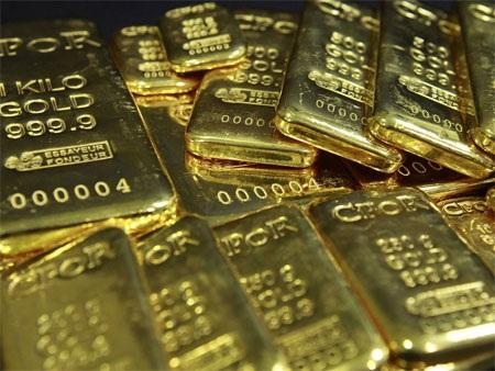 Mức dự trữ vàng: 2.435,4 tấn