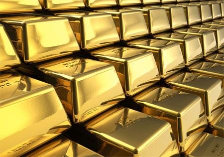 Dự trữ vàng tính đến cuối năm 2013: 519,7 tấn
