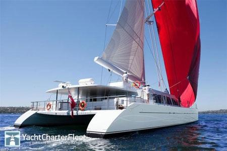 Chiêm ngưỡng du thuyền khủng của tỷ phú Richard Branson