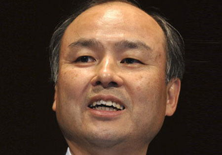 Tỷ phú Masayoshi Son - Ảnh: Forbes.