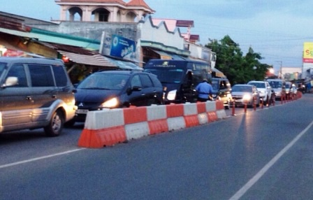 Hiện trường một vụ TNGT nghiêm trọng trên cao tốc HLD ngày 7/5 vừa qua làm nhiều người bị thương.