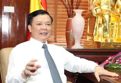 Bộ trưởng Đinh Tiến Dũng: