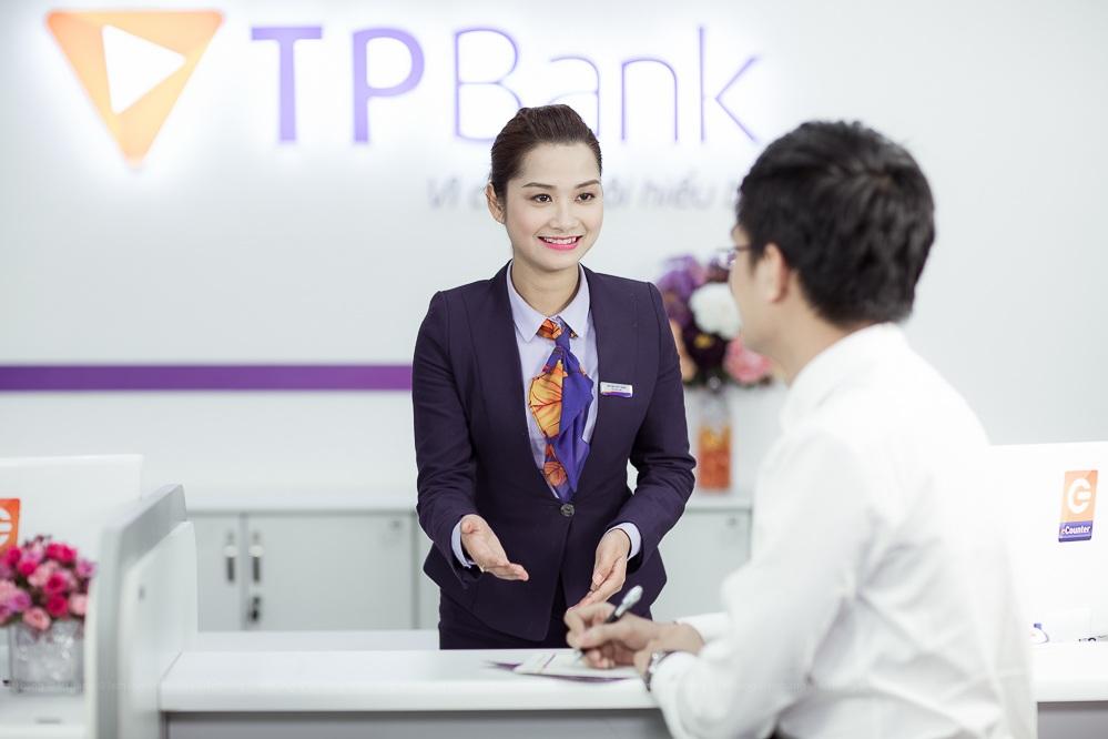 TPBank đã giải ngân vốn vay cho những khách hàng đầu tiên.