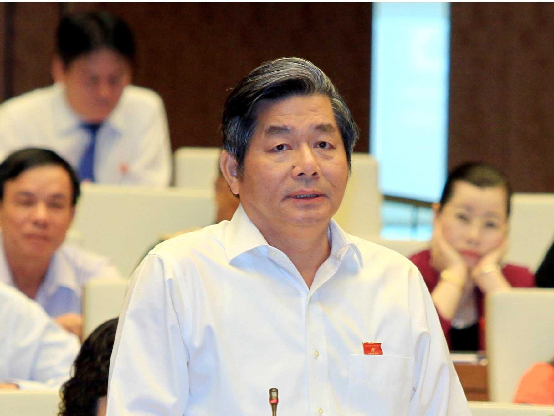 Bộ trưởng Bộ Kế hoạch và Đầu tư