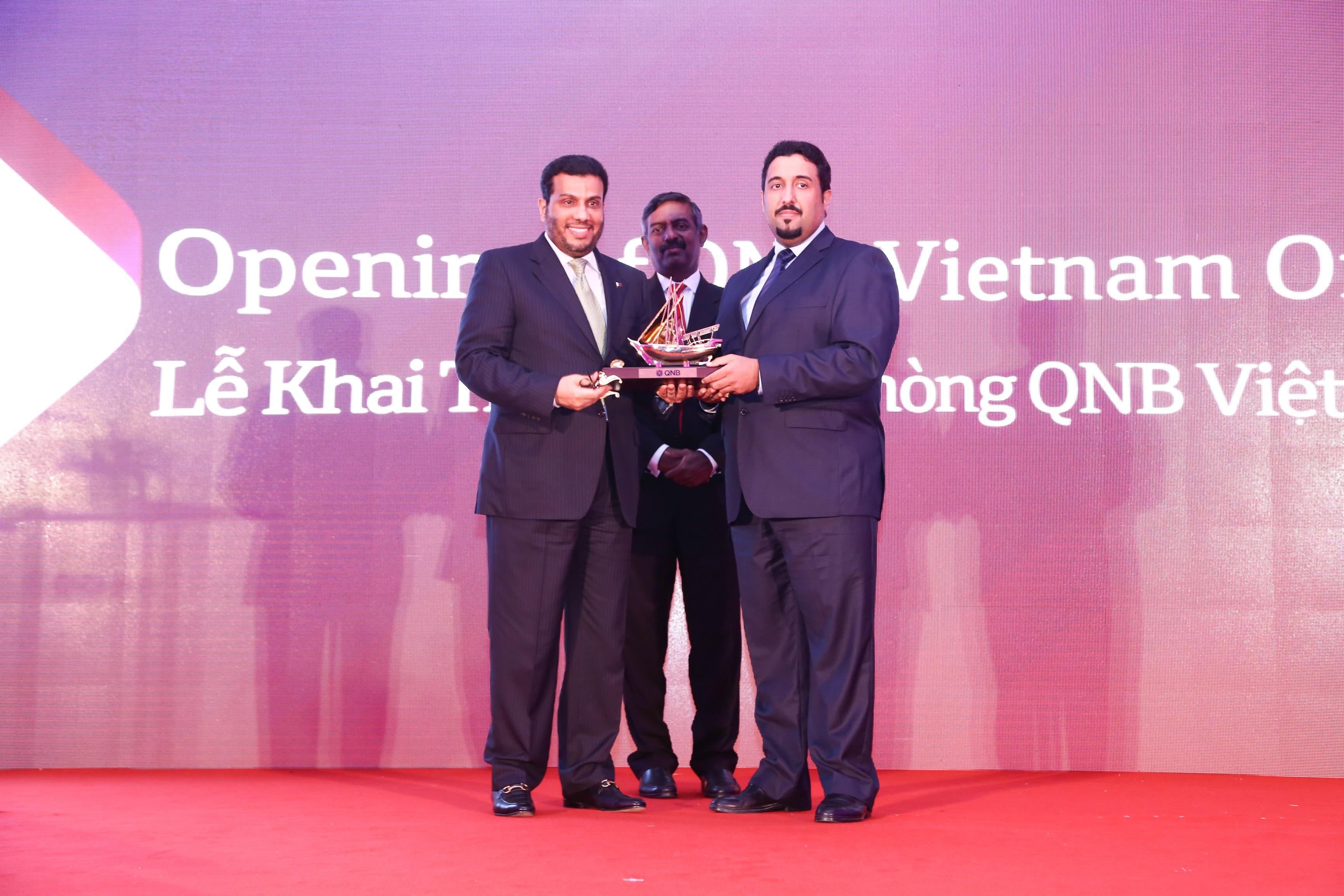 Tập đoàn QNB thành lập văn phòng đại diện tại Việt Nam