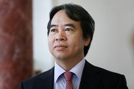 Thống đốc Ngân hàng Nhà nước Nguyễn Văn Bình.