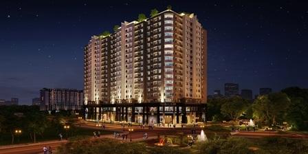 Phối cảnh dự án Dream Home Residence do Công ty Nhà Mơ làm chủ đầu tư.