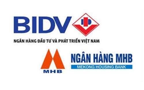 Sáp nhập vào BIDV, ngân hàng MHB bị xoá tên khỏi hệ thống.