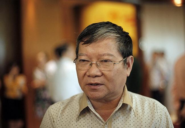 Đại biểu Lê Như Tiến (ảnh: Việt Hưng).