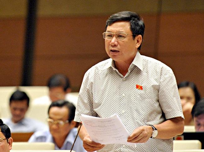 Đại biểu Lê Nam.