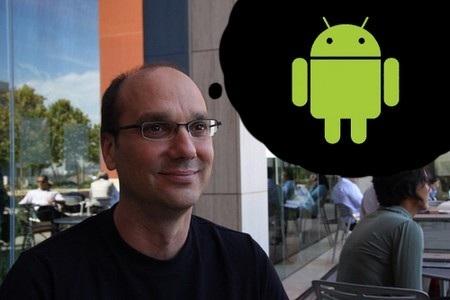 """""""Cha đẻ"""" của Android Andy Rubin đã từ bỏ Google để theo đuổi những tham vọng mới"""
